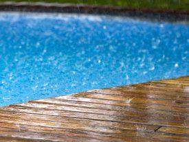 La pluie peut-elle impacter la qualité d'eau de la piscine
